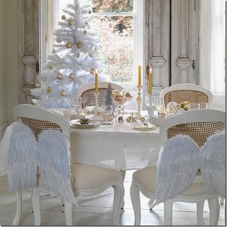 10 tavole addobbate per le feste paperblog - Decorazioni case interni ...