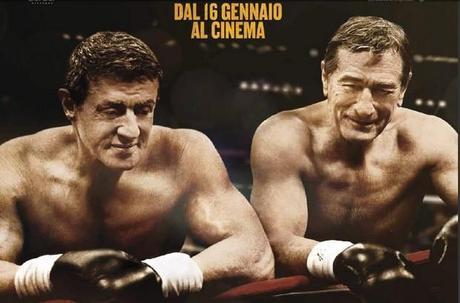 """""""Il grande match"""": De Niro e Stallone sul ring a colpi di comicità"""