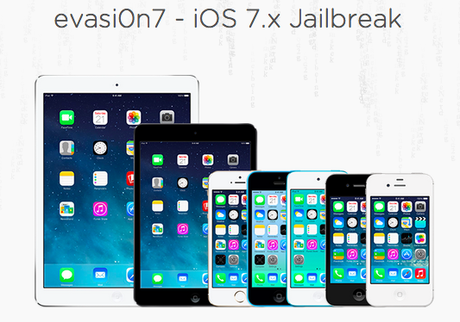 Disponibile il Jailbreak Untethered di iOS 7 per iPhone, iPad e iPod touch