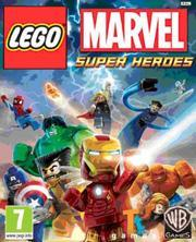 Cover LEGO: Marvel Super Heroes