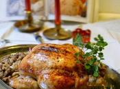 pollo ripieno auguri Natale kotopoulo ghemistò