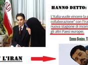 Mentre bonino elogia teheran, diplomatico iraniano denuncia doppiogioco zarif!