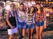 Belen Rodriguez vola Argentina: vacanze famiglia soubrette