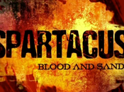 Spartacus. Blood sand.