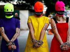 Pussy Riot libere. storia delle ribelli russe
