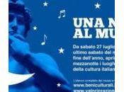 notte Museo: luoghi cultura gratis dicembre