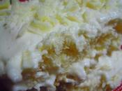 Tiramisù pandoro crema limone