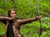 Pericoloso incidente Hunger Games: Canto della Rivolta Jennifer Lawrence