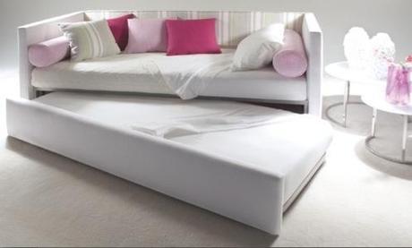 Lait baby camerette di design per i vostri figli paperblog - Sponde letto singolo ...