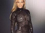 Beyoncè total look firmato Ford