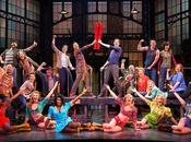 Kinky Boots musical: cast 2014 scena Broadway