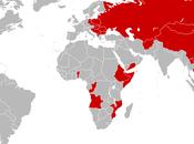 Paesi hanno avuto governo comunista (marxista-leninista)