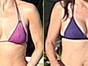 Jennifer Aniston Courteney godono bikini Mexico