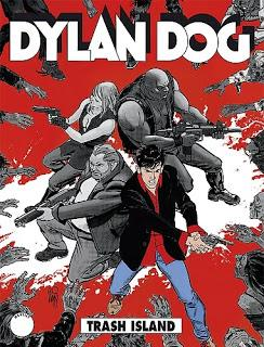Dylan Dog - Trash Island
