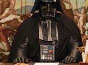 """Dopo Napolitano stasera """"Discorso all'Impero"""" Darth Vader"""