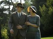 """Fiocco rosa """"Downton Abbey"""" nuovo appuntamento onda stasera prima assoluta Rete"""