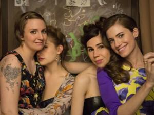 Girls, il cast