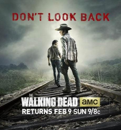 The Walking Dead: nuovo teaser quarta stagione The Walking Dead Chandler Riggs Andrew Lincoln AMC