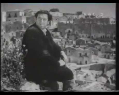 VIDEO: La morte civile, film girato a Monte Sant'Angelo nel 1940