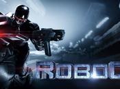 nuovo affascinante banner promozionale RoboCop