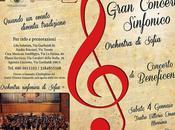 Gran concerto sinfonico beneficenza teatro vittorio emanuele