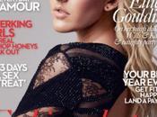 Ellie Goulding posa rivista Marie Claire