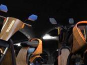 ECOMOTO Ecco scooter fatto bambù funziona aria compressa +Video