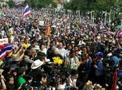 Niente allarmismi, ancora. Nuove manifestazioni Bangkok