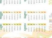 Calendario 2014 stampare