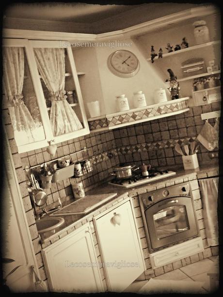Cucine Shabby Chic In Muratura.Cucina Shabby In Muratura Interno Di Casa Smepool Com