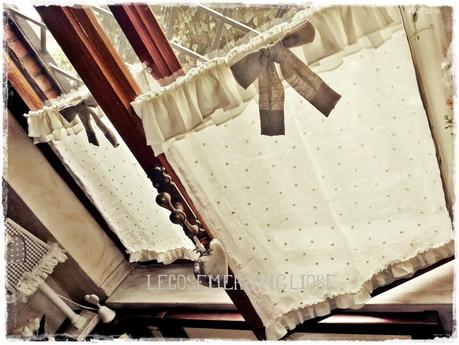 Tende Country Shabby : Tende cuscini e complementi creativi country e shabby chic