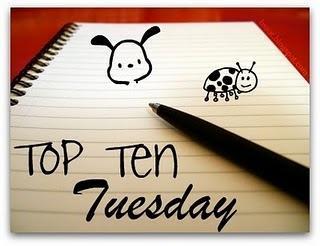 Top Ten Books #25:I Miei Dieci Propositi per il 2014
