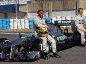 Mercedes svelerà Jerez Gennaio