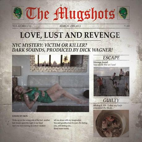 Mugshots-LOVE, LUST AND REVENGE