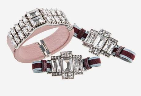 NEW PRADA JEWELS