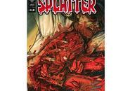 """Rivista edicola numero """"Splatter"""""""