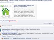 Facebook sostituisce pulsante Condividi Pubblicalo Ripubblica/ Diffondi/ Circolare