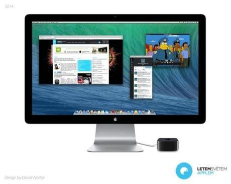 mac mini a thunderbolt 640x512 600x480 Concept: Nuovo Mac Mini 2014 !!!