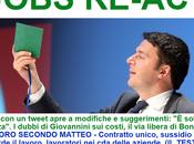 """Renzi partorito """"Jobs Act"""": indice otto capitoli. parole. Adesso aspettiamo testo"""