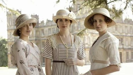 e stasera... Downton Abbey!