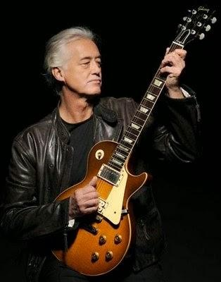 Buon compleanno a Jimmy page