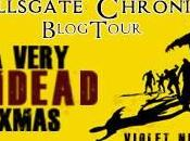 "Hellsgate Chronicles BlogTour Very Undead Xmas"" Violet Nightfall Quarta Tappa: Recensione"