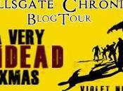 "Hellsgate Chronicles BlogTour Very Undead Xmas"" Violet Nightfall Quarta Tappa: Recensione"