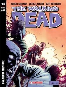 The Walking Dead #14   Una nuova missione The Walking Dead SaldaPress Robert Kirkman Charlie Adlard