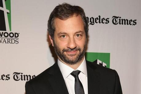 Judd Apatow: the family man