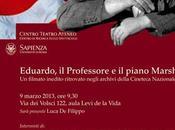 """Eduardo, Professore Piano Marshall"""
