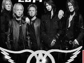 Data Unica: Aerosmith giugno 2014 alla fiera Milano.