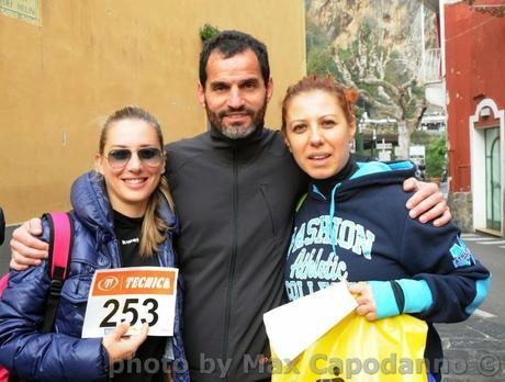 Il GIRO DI POSITANO 2014  - gara podistica