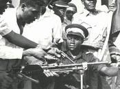gennaio 1964, Rivoluzione Zanzibar