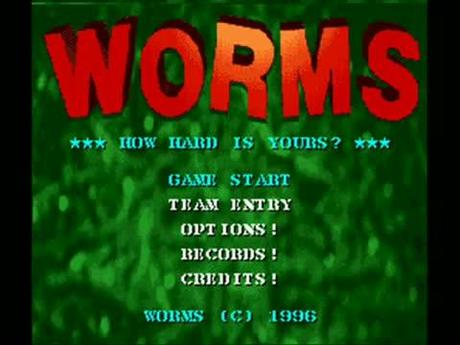 Worms - Gameplay